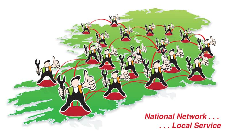 nationwide map