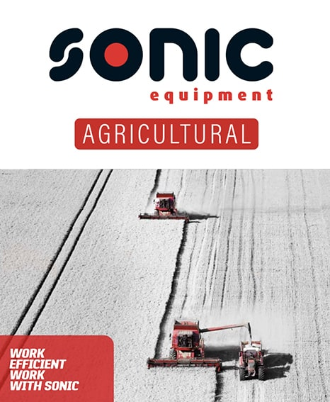 Sonic agricultural